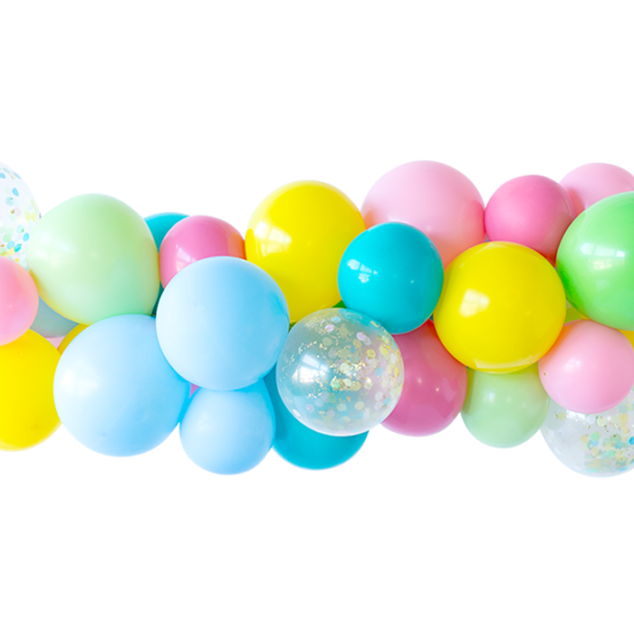 easter-balloon-garland-easter-party-easter-balloons
