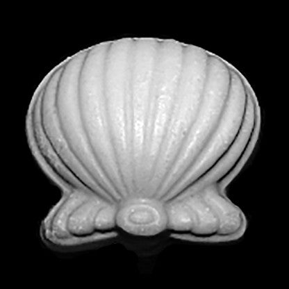 Clam Shell Soap - Goat Milk Etc.