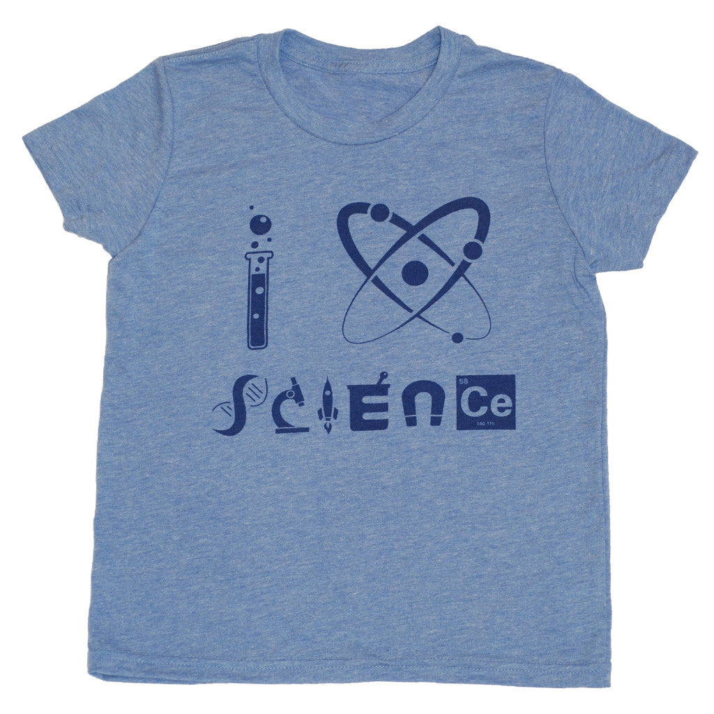 i love science t shirt clever bellei love science t shirt by clever belle