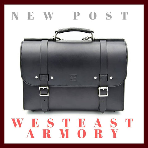 WestEast Armory interview with Ten Lessons Learned