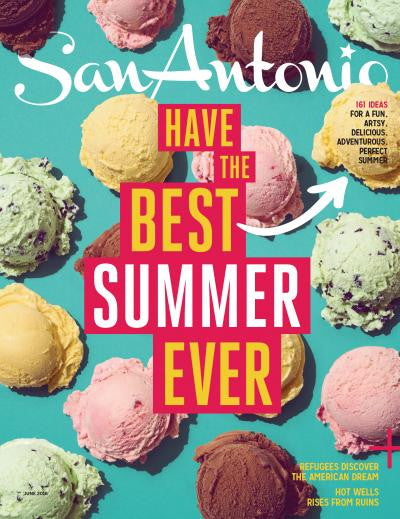 San Antonio Magazine June 2016