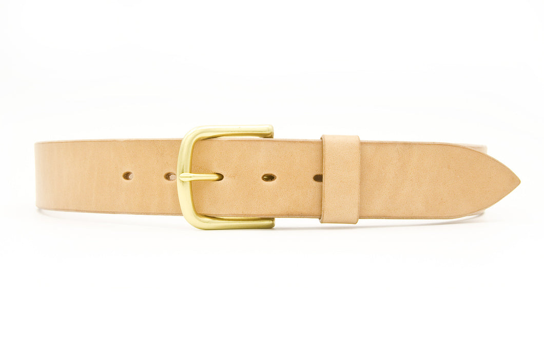 WestEast Armory Tough Handcrafted Leather Belt