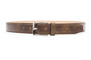 WestEast Armory Custom Museum Calf Dress Belt