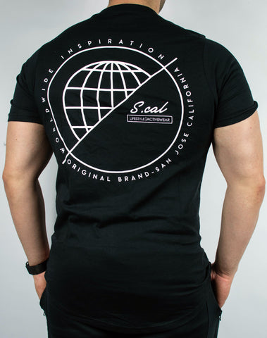WorldWide Inspiration Tee (Black)