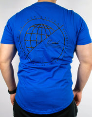 WorldWide Inspiration Tee (Royal)