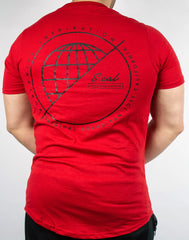 WorldWide Inspiration Tee (Red)