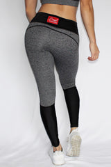 Charisse Collection - Leggings (Grey) - Scal Clothing - 3