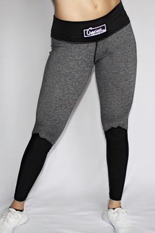 Charisse Collection - Leggings (Grey) - Scal Clothing - 1