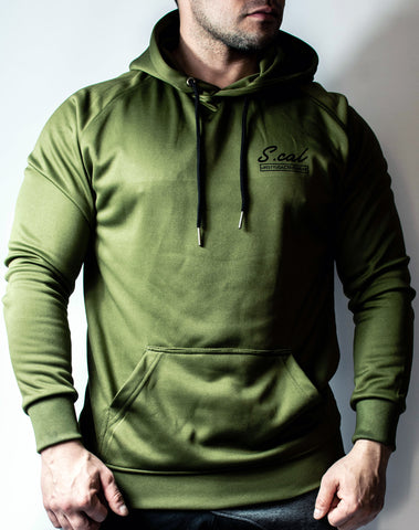 Scal - Superior Hoodie (Olive)
