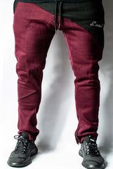 Scal - Vitalize Joggers (Burgundy)