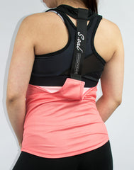 Women's Flexible Tank - Guava
