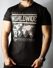 Worldwide - Black/Cream