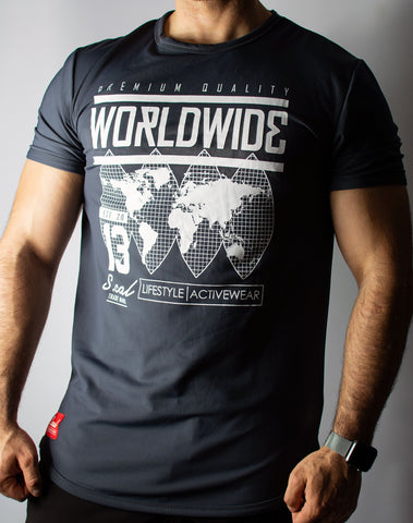 Worldwide - Midnight Grey