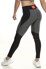 Women's Signature Leggings - Charcoal Gray - Scal Clothing