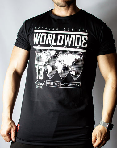 Worldwide - Black