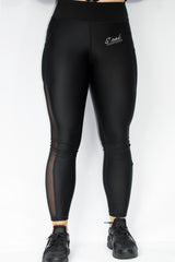 Women's Flo Leggings - Black - Scal Clothing