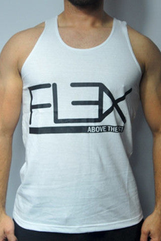 Scal Stringer (White) - Scal Clothing