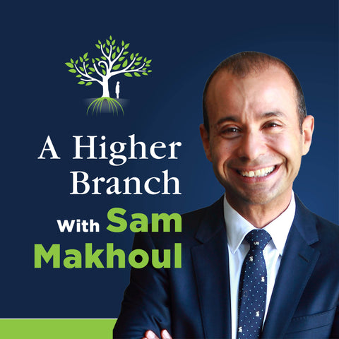 Sam at A Higher Branch