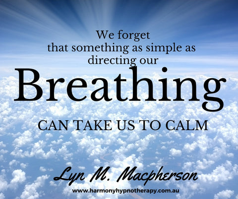 Breathing for Calm Image