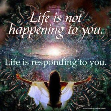 Life is responding image