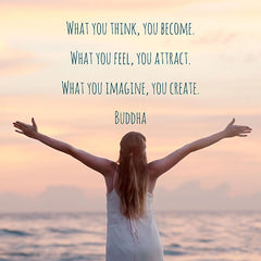 What you think you become image