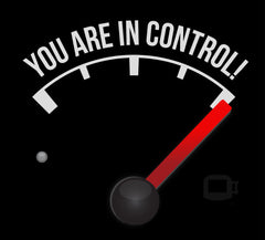 you are in control image