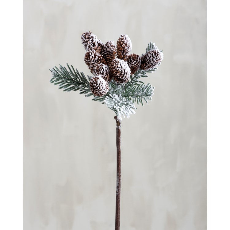 Pine & Pinecones Decor Pick