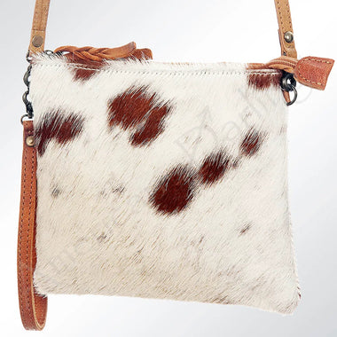 Cowhide Crossbody (Square)