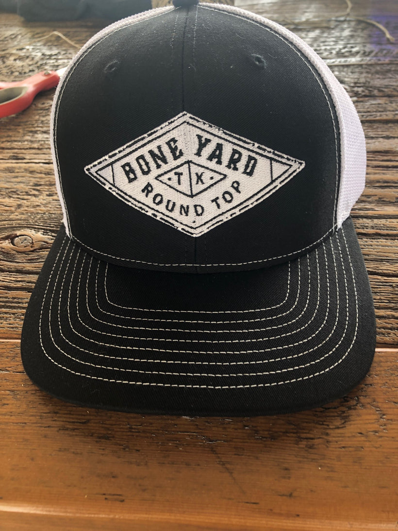 *Last Call* The Boneyard at Round Top Official Gear-Hats   SALE