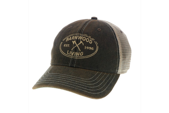 Barnwood Living Trucker Hat