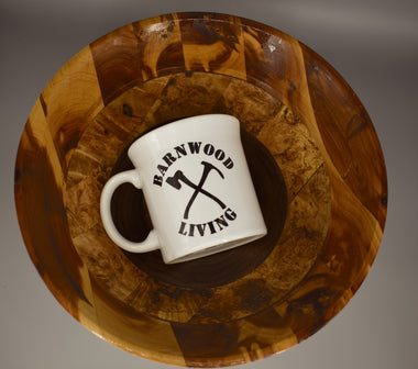 Barnwood Living Fiesta Coffee Mug