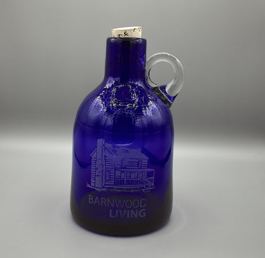 Large Blenko Moonshine Jug
