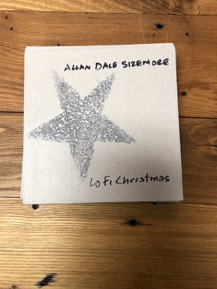 Allan Sizemore Christmas CD