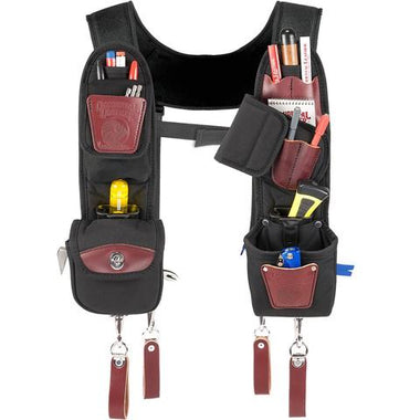 Occidental Leather Stronghold Insta-Vest Kit Plus Suspenders