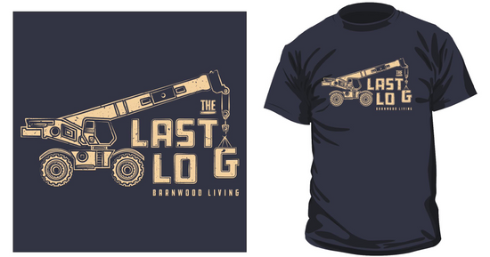 LAST LOG! *Limited Edition*