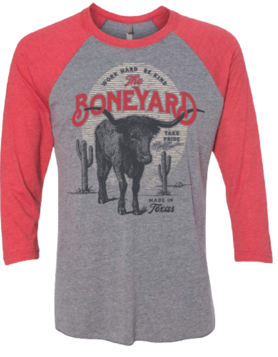 Texas Longhorn Design *The Boneyard at Round Top*