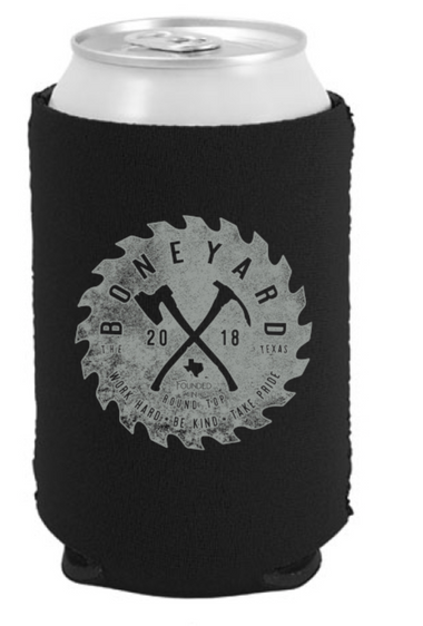 Kan Koozie *The Boneyard at Round Top*