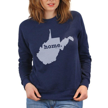 HOME - WV Crew Neck Sweatshirt