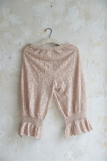 Cozy Romance - Rose - Ruffled Bottom Pants