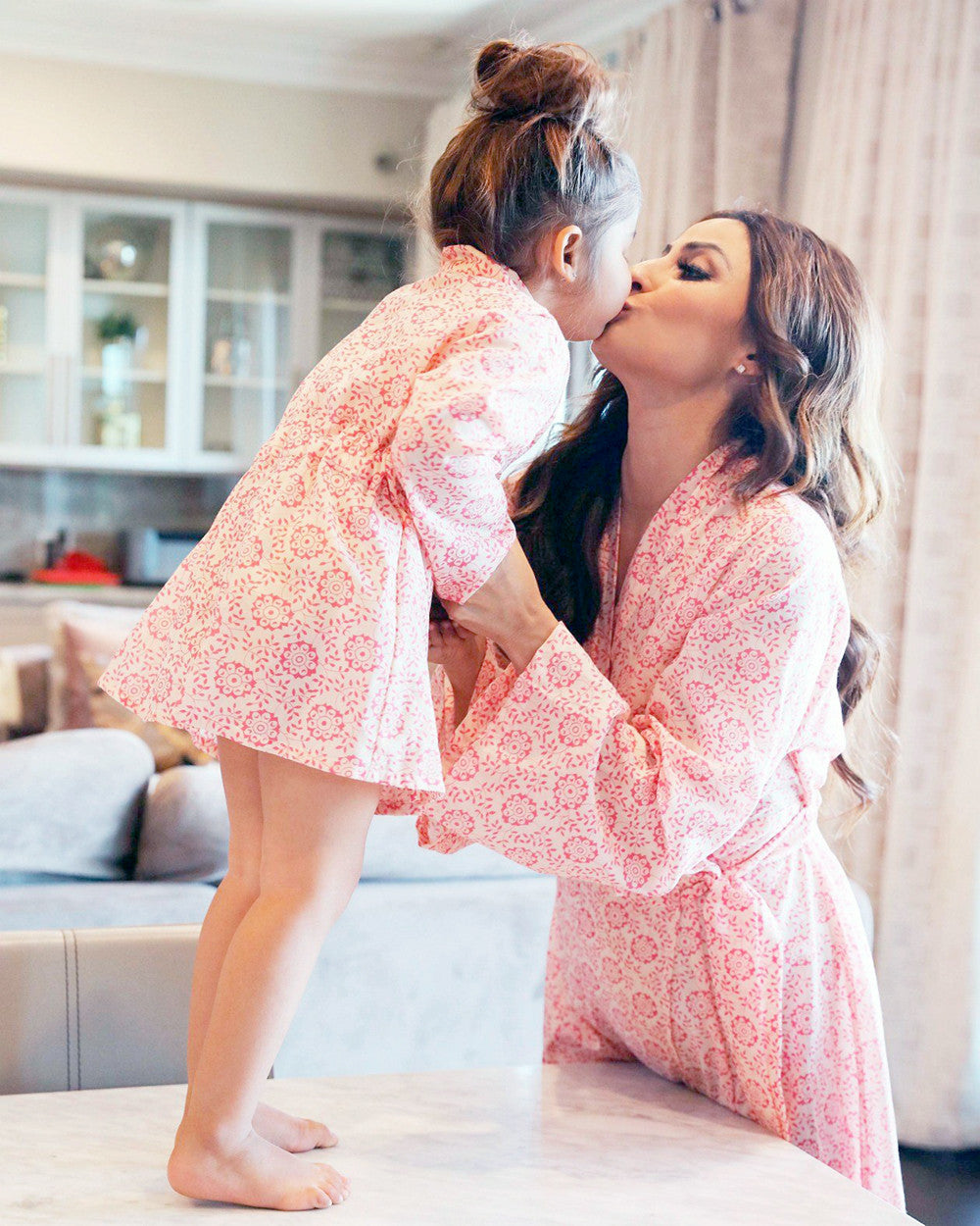 mother's day matching robes