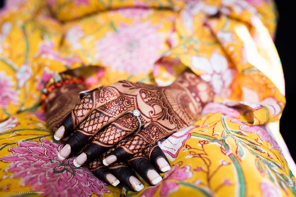 Mehndi Indian Henna Bridal