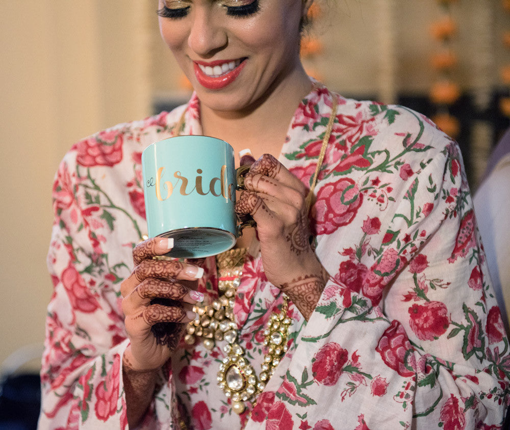 Tiffany Bride Mug