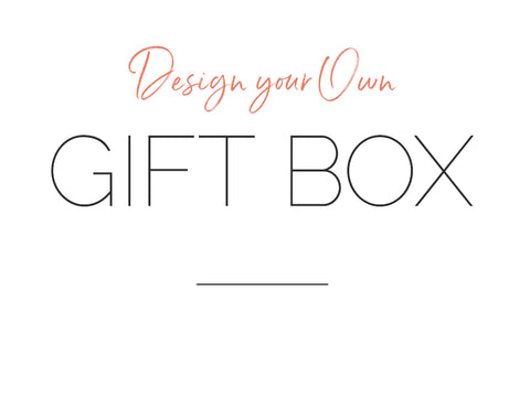 design your own gift box