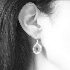 Meniscus Earrings