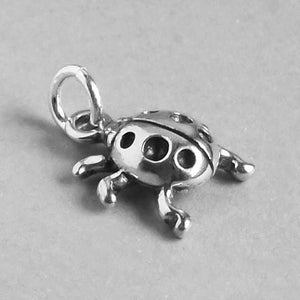 Sterling Silver Ladybug Charm