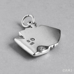 Sterling Silver Playing Cards Charm