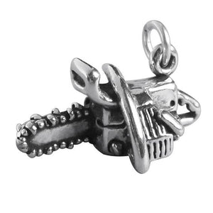 Chainsaw Charm | Amanda Jo Charms
