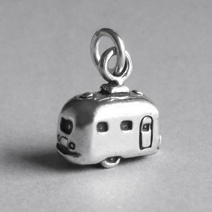 Sterling Silver Trailer Charm