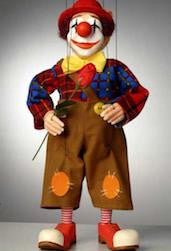 Clown Marionettes