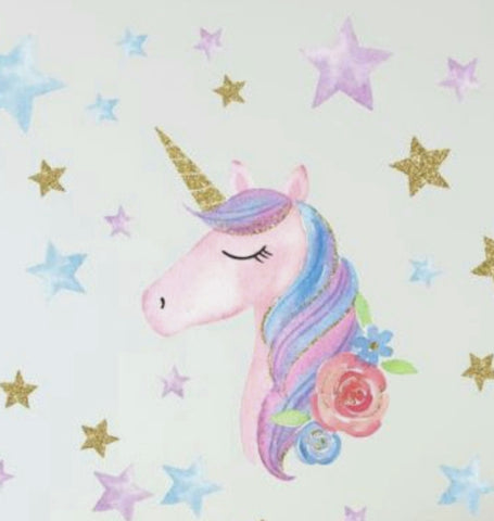 Unicorn and Stars